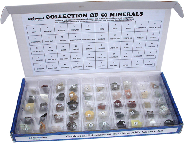 manufacturers of collection of 50 minerals suppliers of rocks and